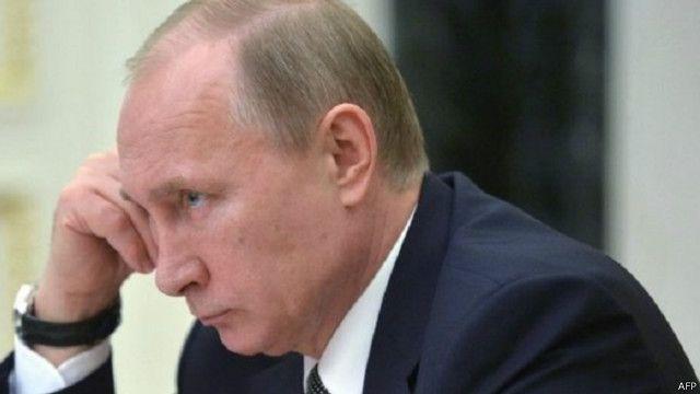 بوتين يكشف التخطيط لضم القرم من أوكرانيا