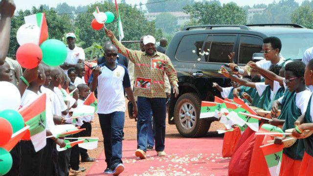 Chama tawala nchini Burundi kimeanza mchakato wa uteuzi wa mwanachama atakayewania nafasi ya uraisi katika uchaguzi mkuu ujao