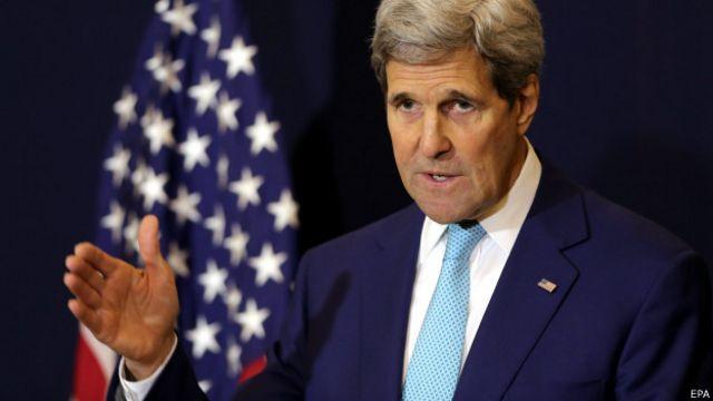Estados Unidos dizem que terão que negociar com Assad