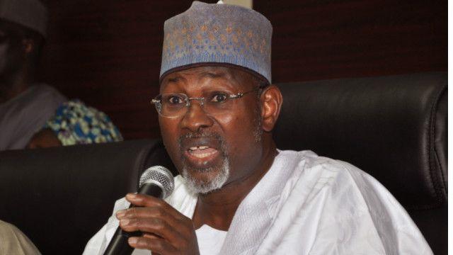 Farfesa Attahiru Jega, shugaban hukumar zaben Nigeria,INEC