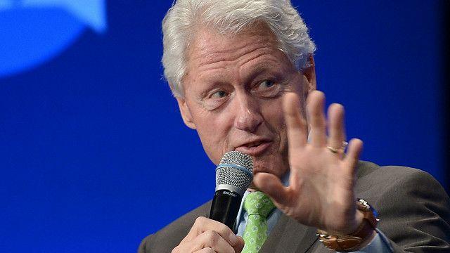 Tổng thống Bill Clinton