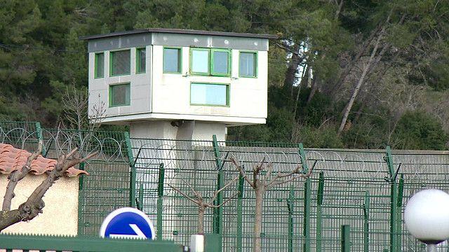 Тюрьма в Экс-ан-Прованс
