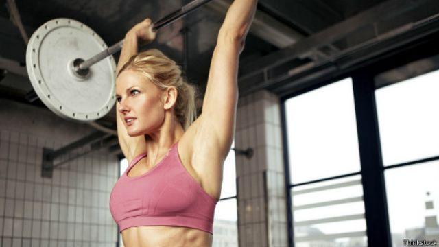 Los mejores ejercicios para trabajar los senos
