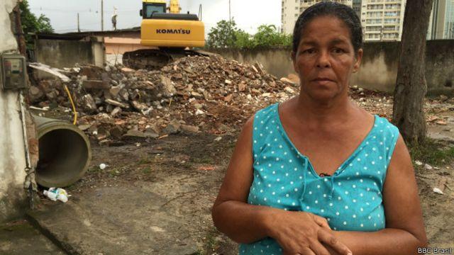 'Fomos surpreendidos', diz morador de comunidade que será removida para Jogos do Rio