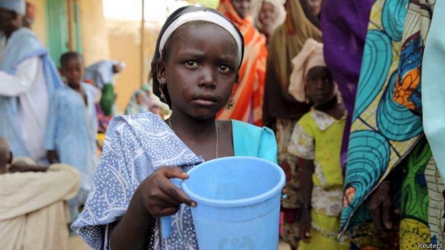 El pueblo nigeriano del que desaparecieron 500 niños