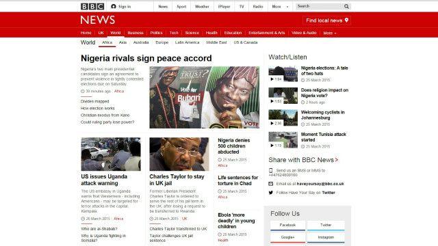 -Idhaa ya BBC inaimarisha uandishi wa habari za Afrika