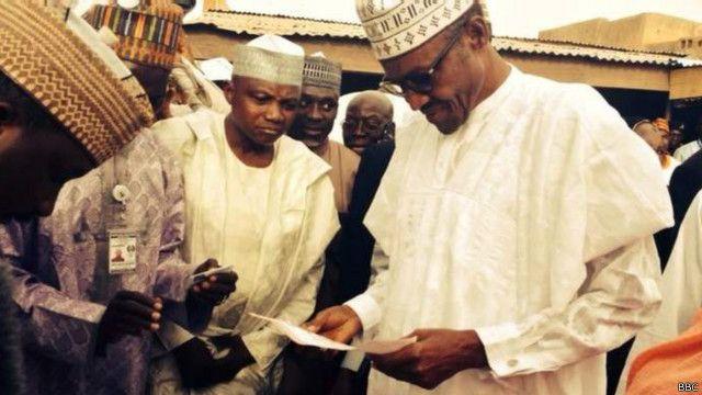 Muhammad Buhari ndiye rais mpya wa Nigeria
