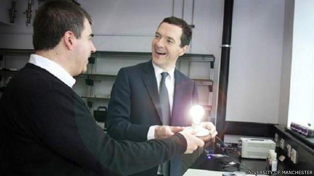 """ابتكار مصباح جديد أرخص وأقل استهلاكا للكهرباء مصنوع من """"مادة عجيبة"""""""