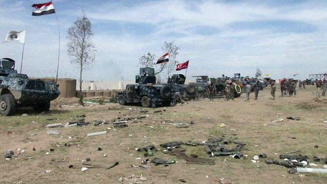 عملية عسكرية جديدة ضد تنظيم الدولة الإسلامية غربي العراق