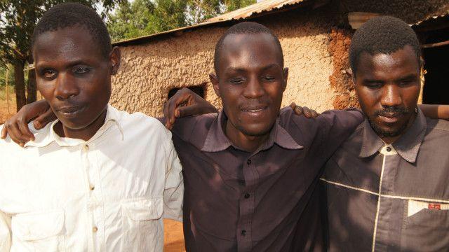 Amini usiamini ,Familia moja nchini Kenya inajumla ya watoto 9  wenye ulemavu wa macho