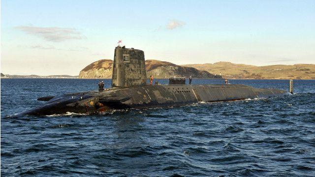 Cómo deshacerse de un submarino nuclear