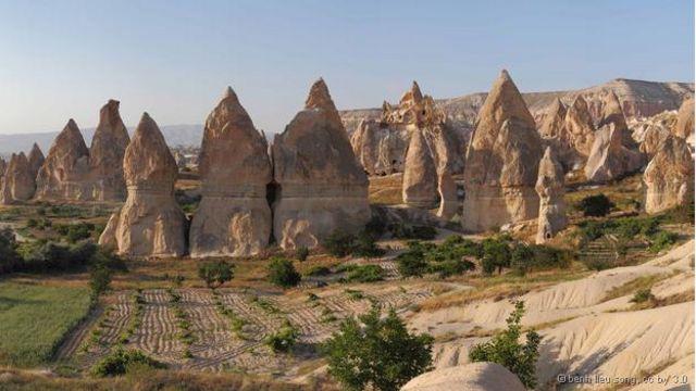 As 15 paisagens rochosas mais impressionantes do mundo