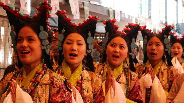 तिब्बती ओपेरा