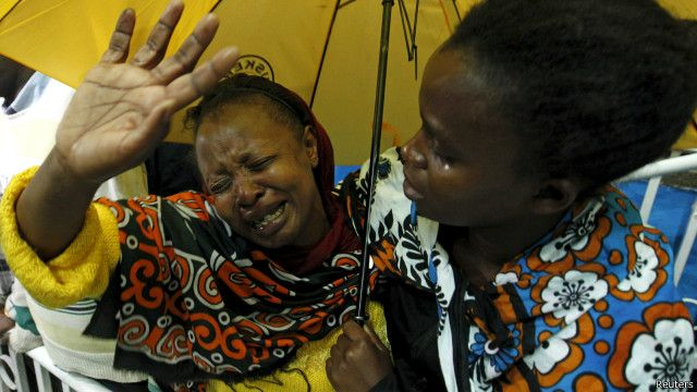 تشديد الأمن حول كنائس كينيا في احتفالات عيد الفصح تحسبا لهجمات