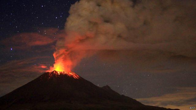 ¿Cuánto falta para la próxima supererupción de un volcán?