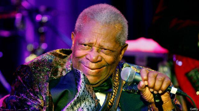 Incansável, B.B. King levou o blues ao grande público