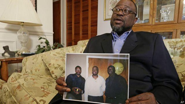 El dominicano que grabó el video de la muerte de Walter Scott tiroteado por la espalda
