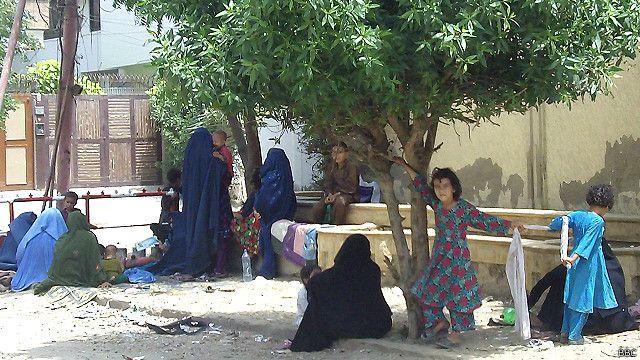 پاکستان میں افغان پناہ گزین