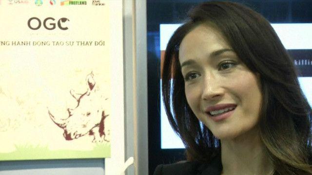 Nữ diễn viên Mỹ Maggie Q