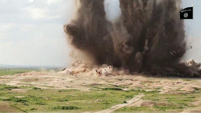 Explosão em Nimrud