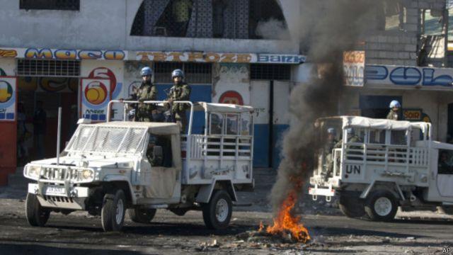 Muere un militar chileno de la misión de la ONU en Haití