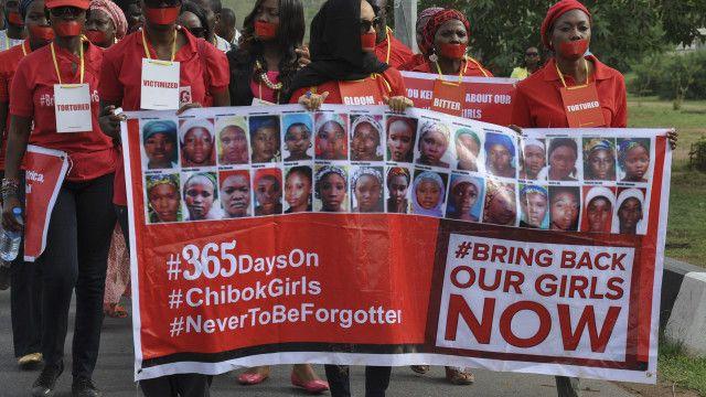 Buhari:Tutafanya kila tuwezalo kuwarejesha wasichana wa Chibok