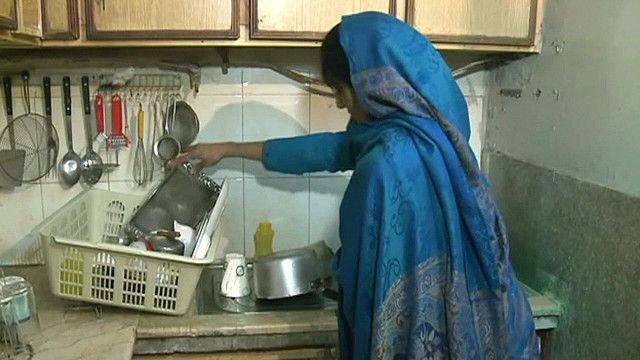 pakistan maid