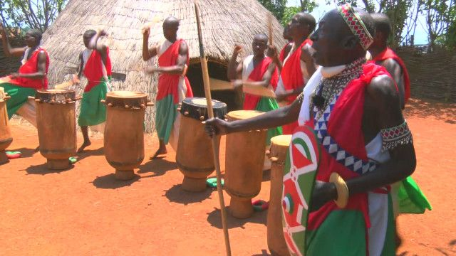burundi drums