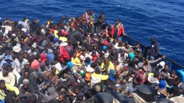 意警逮捕被指將同船偷渡客投海的穆斯林