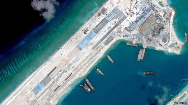 ¿Por qué preocupan tanto las islas que China está construyendo?