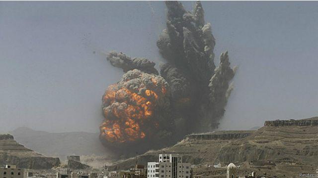 Arabia Saudita anuncia fin de bombardeos en Yemen