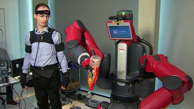 रोबोट एडिनबरा रोबोटिक्स