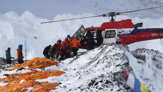 پسلرزه ۶.۷ ریشتری نیپال، هند و بنگلادش را لرزاند