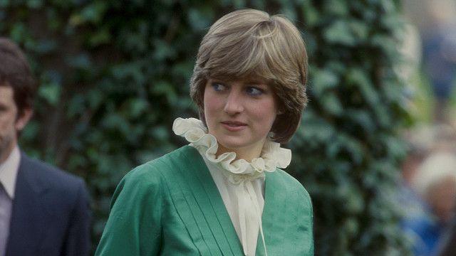 Lady Diana Frances Spencer