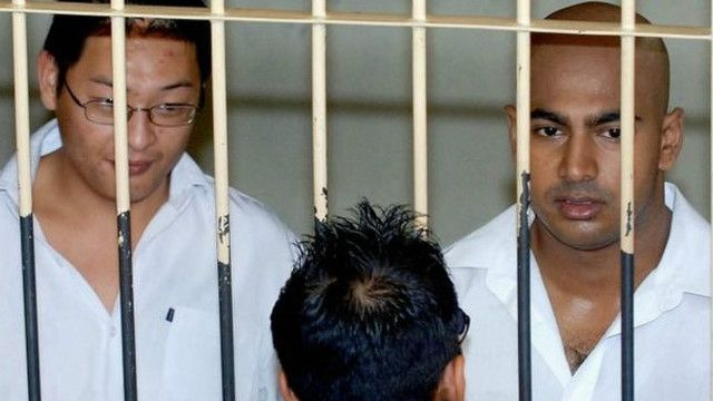 இந்தோனேசியா: இறுதி விடை கொடுத்த உறவினர்