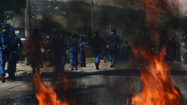 Raia wa Burundi watafuta hifadhi ubalozi wa Marekani