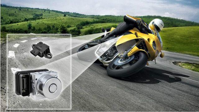 Conheça sistema que cria motos 'à prova de acidentes'
