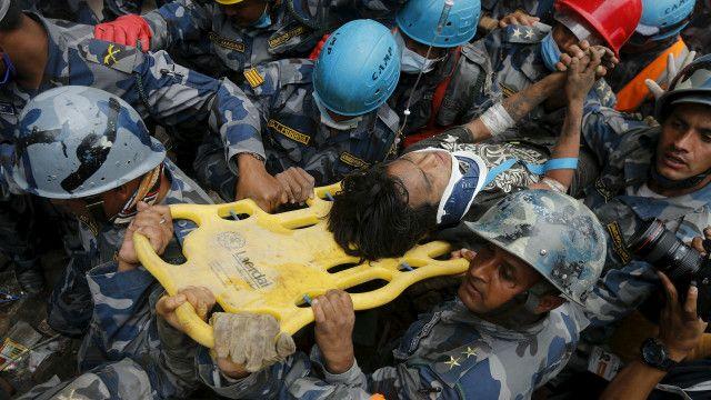 nepal survivor