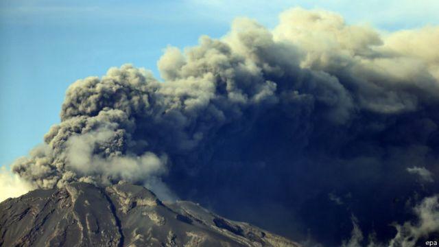 Chile: nueva erupción del volcán Calbuco