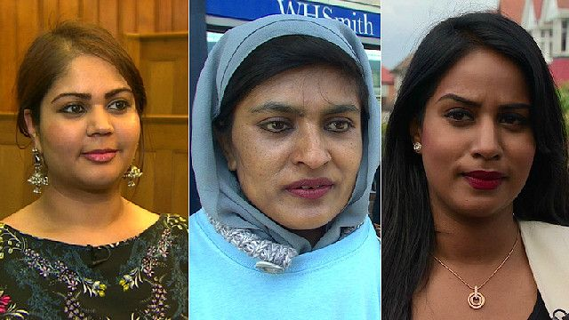 दक्षिण एशियाई महिलाएं, ब्रिटेन, आम चुनाव