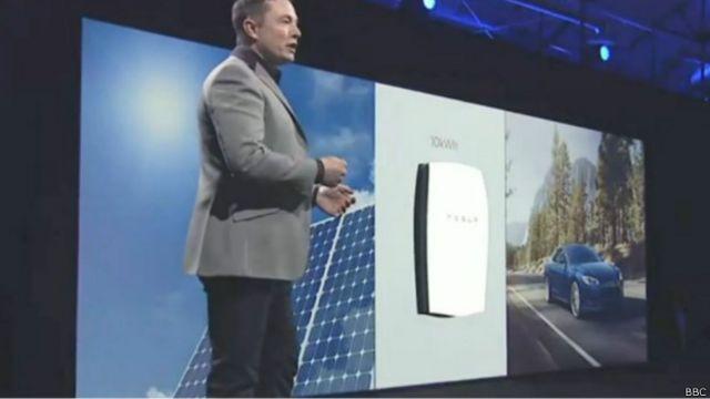Empresa promete 'revolução' com baterias para residências