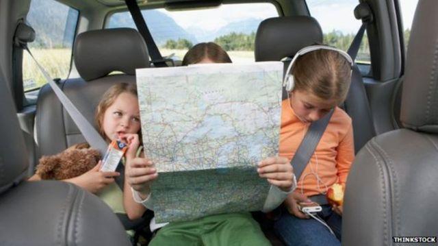 5 razones para usar mapas tradicionales en lugar del GPS