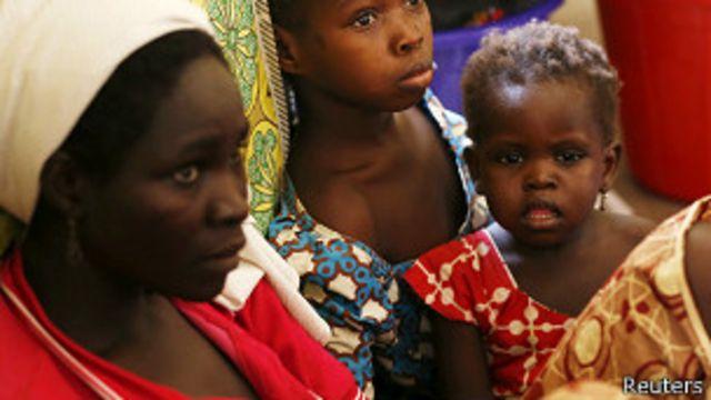 Las mujeres que cuentan el horror de vivir bajo el cautiverio de Boko Haram