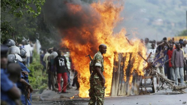 Hamkani si shwari Burundi