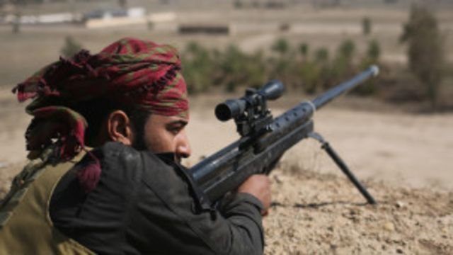 لماذا تسعى واشنطن إلى تسليح الأكراد والسنة في العراق؟