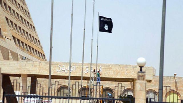 """""""داعش"""" يفتتح """"فندق الوارثين"""" ليرث فندق نينوى الدولي"""