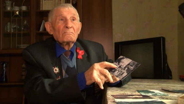 Семен Мамчур, ветеран Другої світової війни