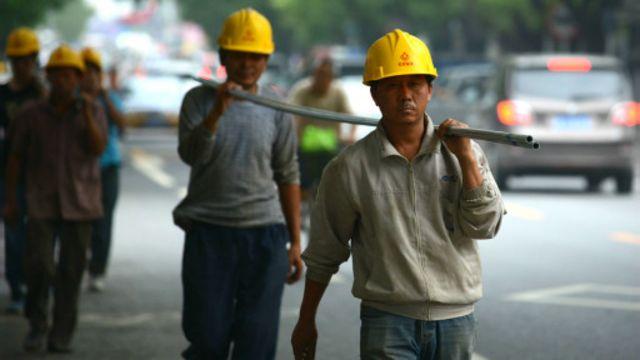英媒:中國勞動力萎縮使生產力面臨挑戰