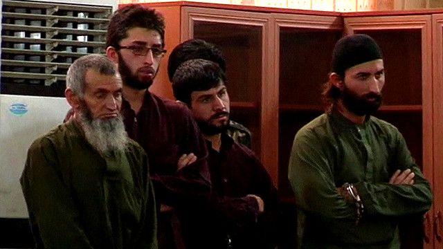 Приговоренные за убийство Фархунды