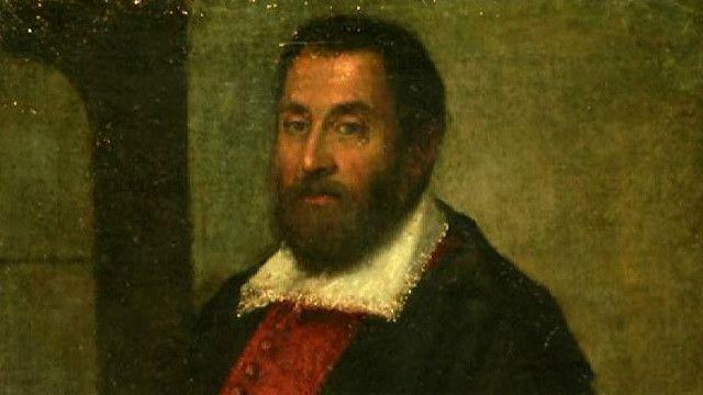 Портрет неизвестного автора